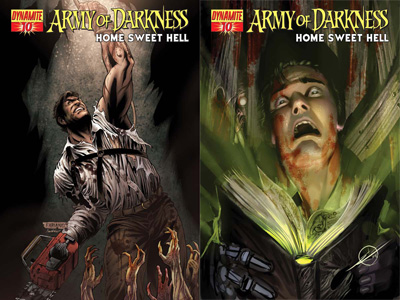 Army of Darkness: Home Sweet Hell James Kuhoric, Mike Raicht and Fernando Blanco