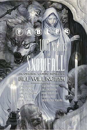 Fables: 1001 Nights of Snowfall cover