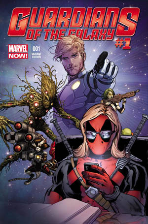 why deadpool and guardians - photo #14