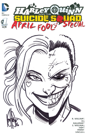 harley quinn suicide squad coloring pages - dynamic forces harley quinn suicide squad april fools