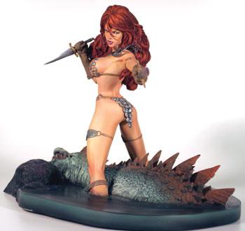 Barbarian Fan Collection Heroic-Fantasy (MAJ 01/01/13) RSSilvestriStatue