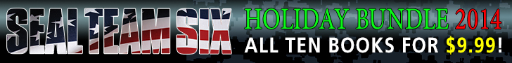 SEAL Team Six 2014 Holiday Bundle Now Available! from Dynamite Entertainment