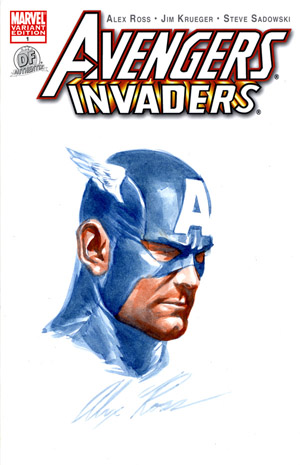 Dynamic Forces 174 Avengers Invaders 1 Authentix Edition