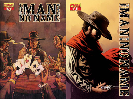 DYNAMIC FORCES® - THE MAN WITH NO NAME #8