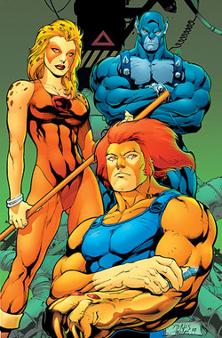 Thundercats  Return on Thundercats  The Return  1