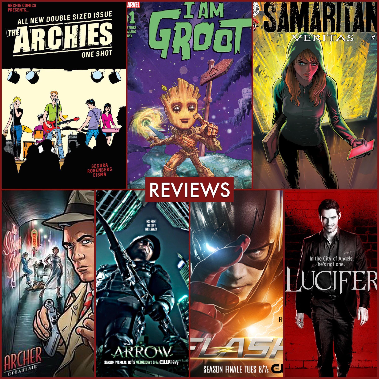 Marvel, DC, Dynamite, Signed Comics