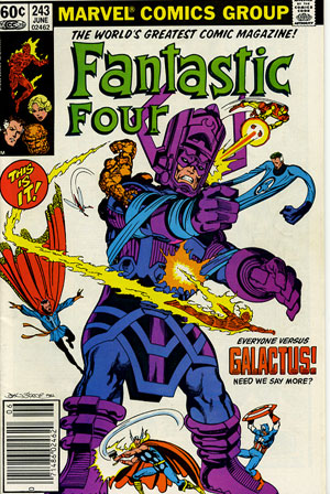 50 greatest fantastic four stories