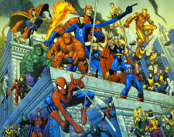 Perchè i supereroi vincono sempre?