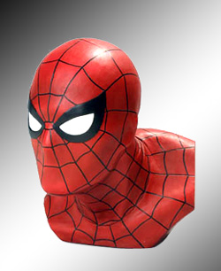 Spiderman Head Images