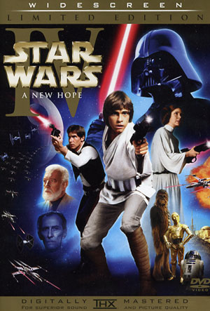 Starwars the movie episode 4