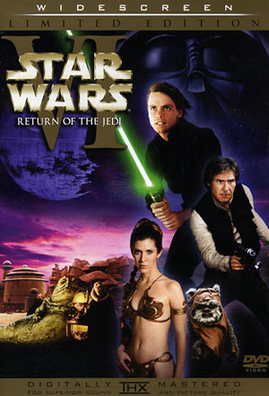 Starwars the movie episode 6