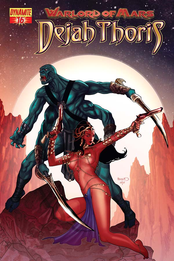 Dynamic Forces 174 Warlord Of Mars Dejah Thoris 16